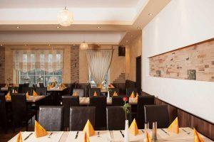 Restaurant Sprungmann gallery bielefeld